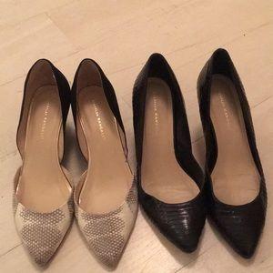 Loeffler Randall size 10 1/2 heels- Bundle